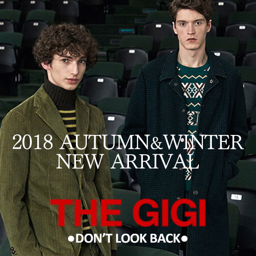 THE GIGI 2018AW NEW ARRIVAL