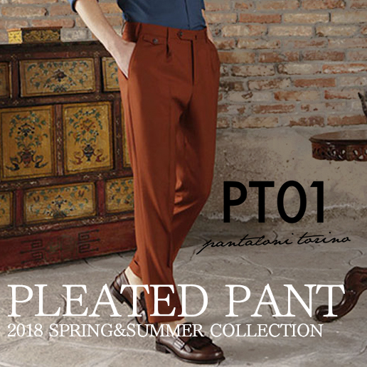 PT01 2018SS COLLECTION