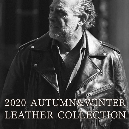 Leather Collection 2020AW