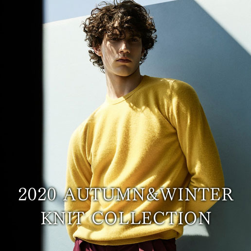 Knit Collection 2020AW