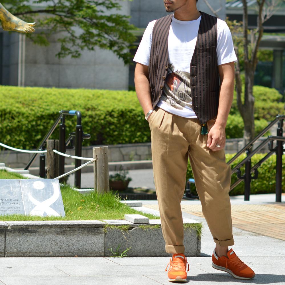 ~Summer casual style!!~Gabriele Pasini【ガブリエレ パジーニ】