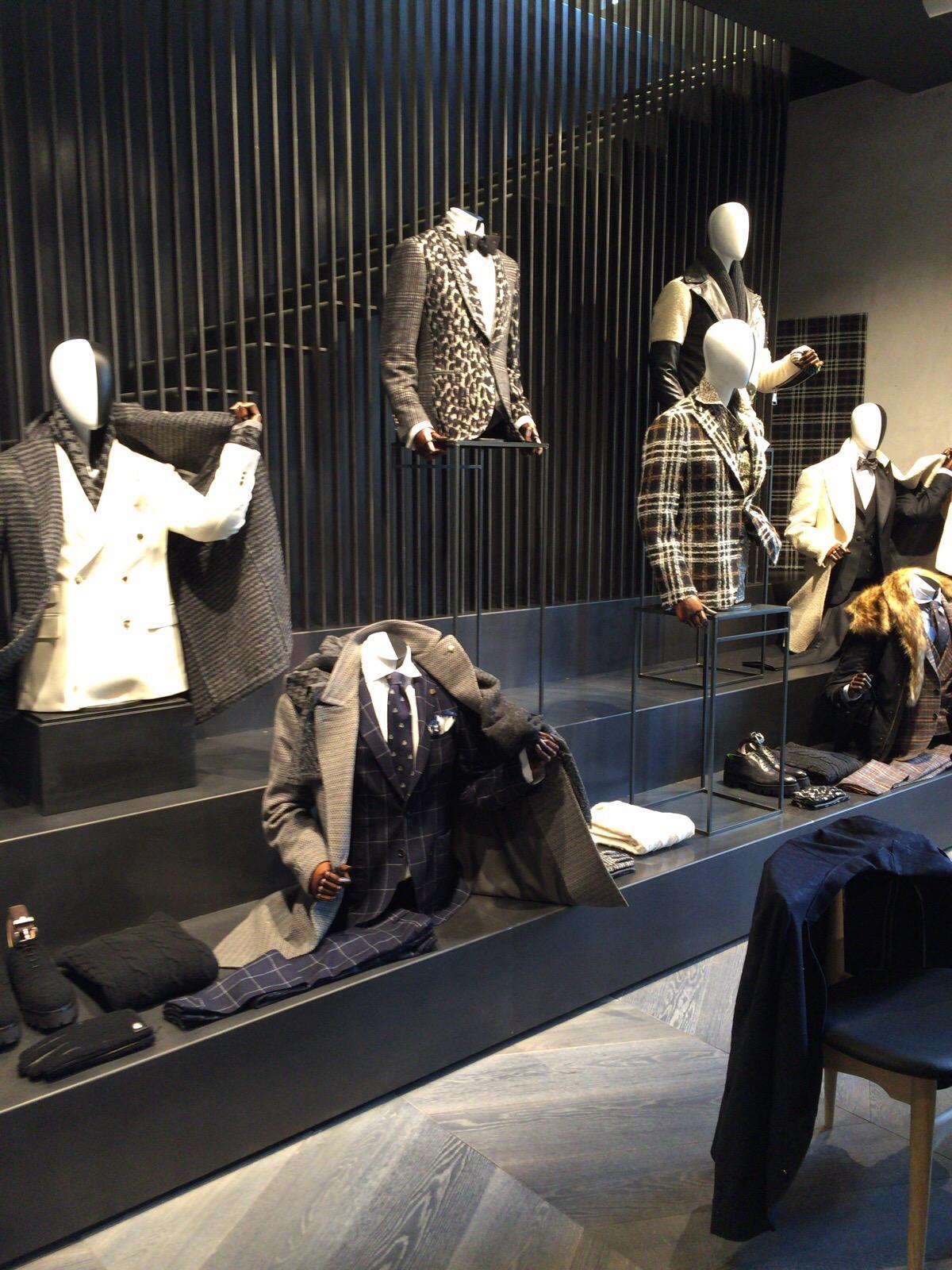Gabriele Pasini showroom