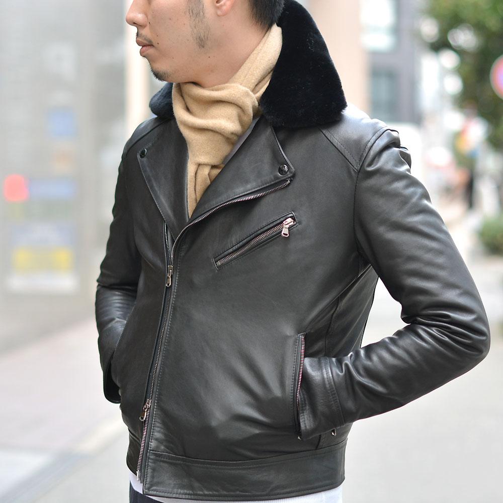 ~大人のライダースジャケット活用術!~EMMETI【エンメティ】
