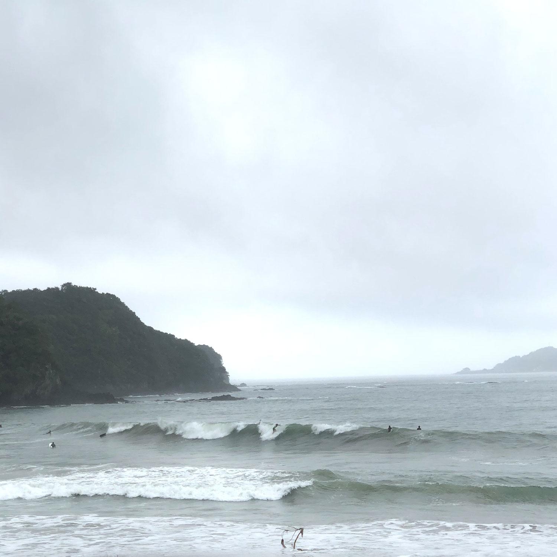 最&高な波