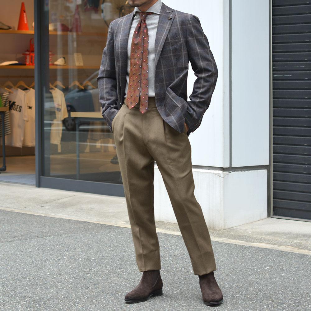 ~紳士な装い!ジェントルマンスタイル!!~Gabriele Pasini【ガブリエレ パジーニ】