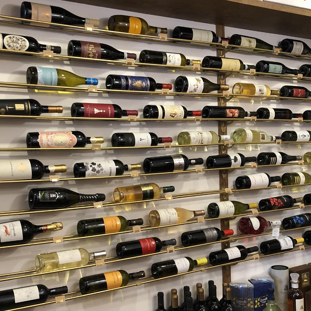 素敵なワインショップ