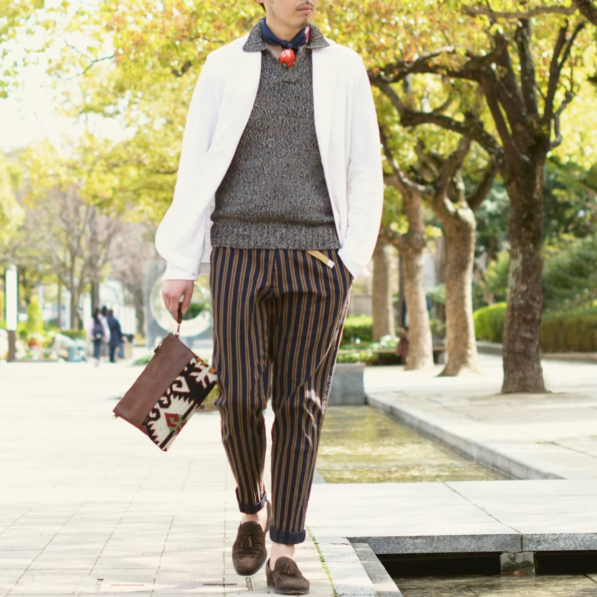 ~ふわりと春を運ぶホワイトジャケット!!~T-JACKET【ティージャケット】