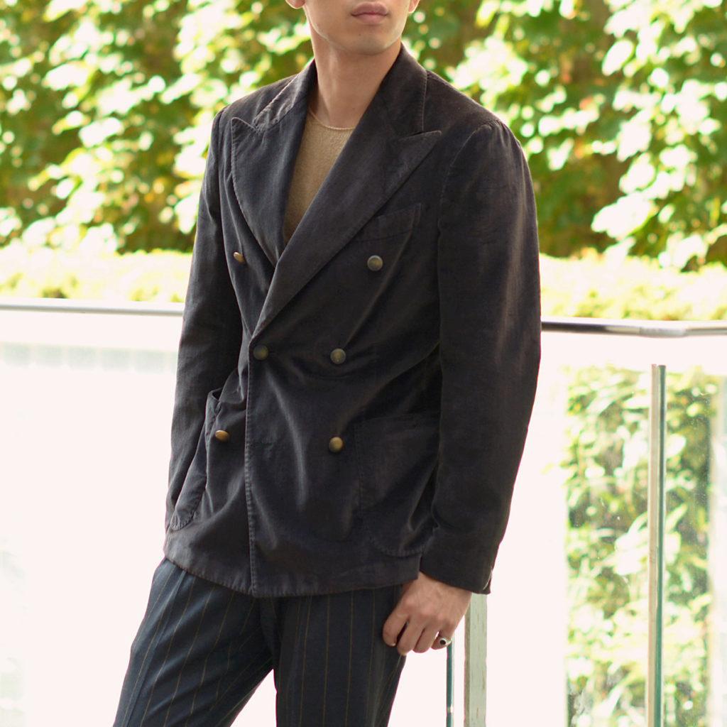 ~大人の色気感じるジャケットスタイル~THE GIGI【ザ ジジ】