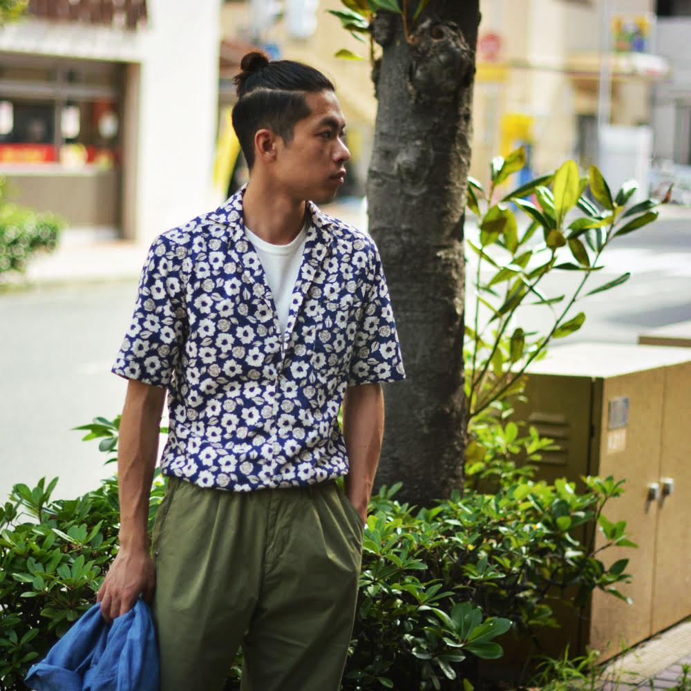 ~夏のレイヤードスタイル~Bagutta【バグッタ】